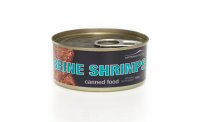 CANNED BRINE SHRIMPS 100gr. Can, 144p.
